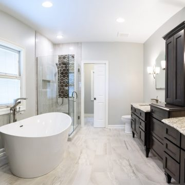 Master Bath - Best - Example