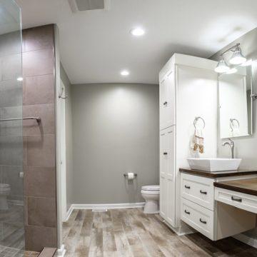 Master Bath - Good - Example
