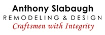 Anthony Slabaugh Remodeling & Design Logo - Craftsmen with Integrity